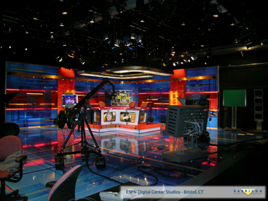 Install Broadcast Espn Digital Center Studios Small on Cad Consulting Services